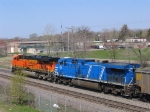BNSF 6089